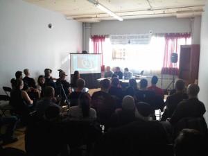 conférence Casapound Italia et Blocco Studentesco2