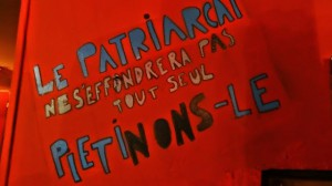 Piétiner le patriarcat
